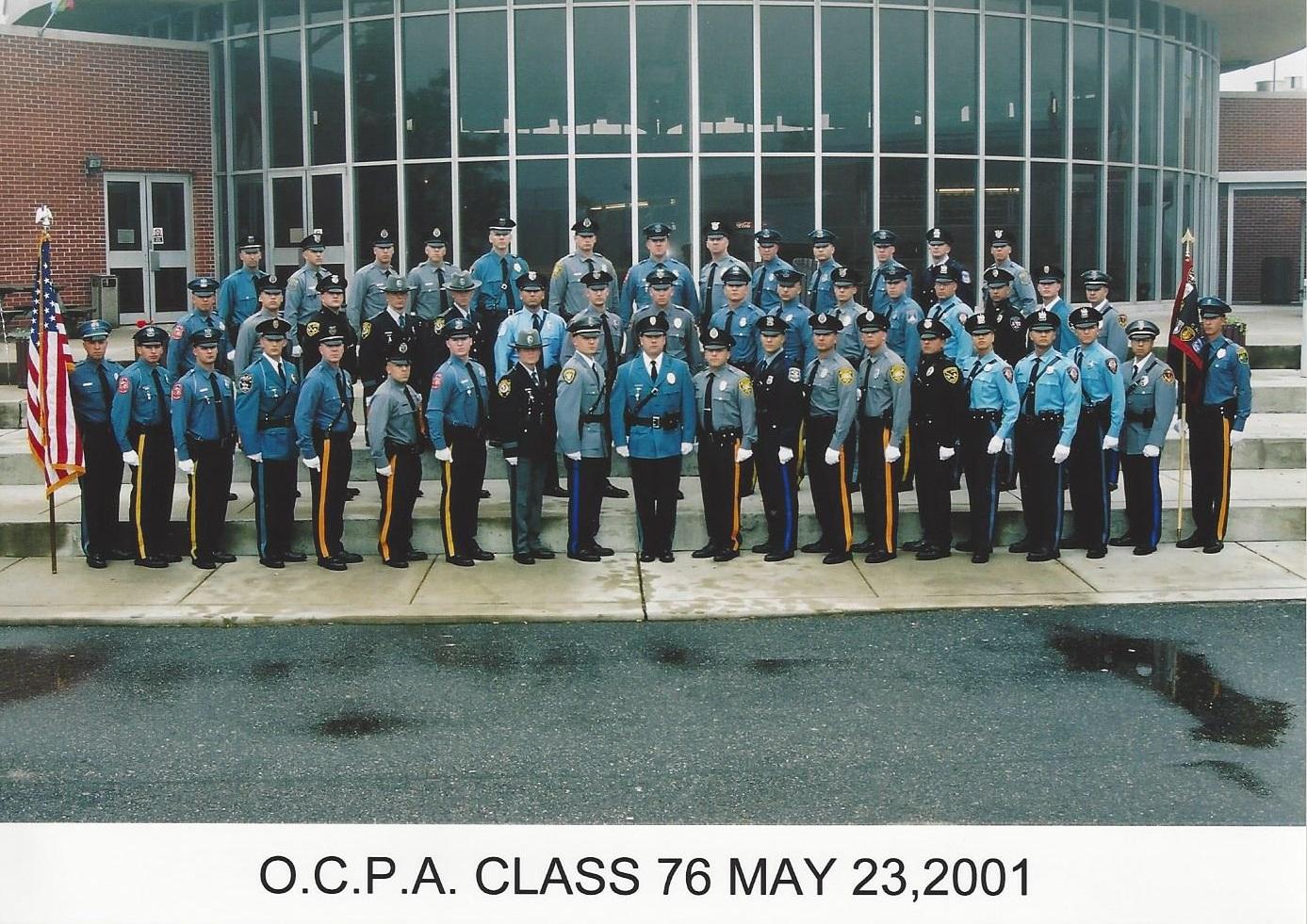 Class #76