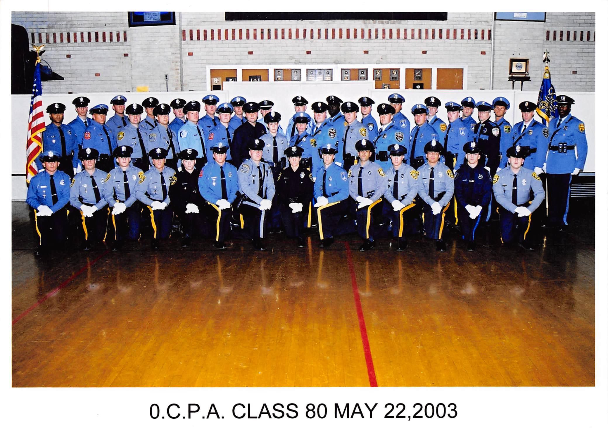 Class #80