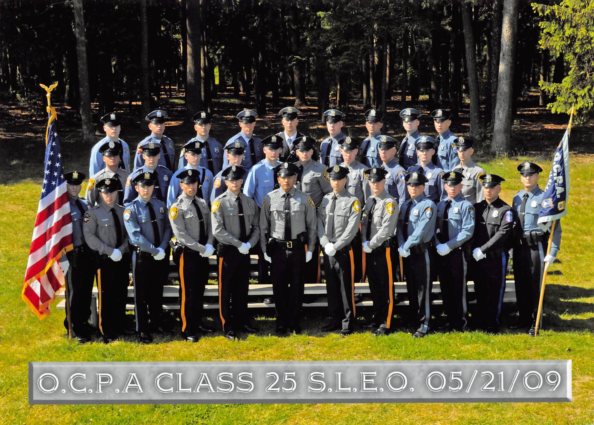 SLEO II Class 25