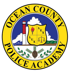 THE OCEAN COUNTY POLICE ACADEMY SEAL