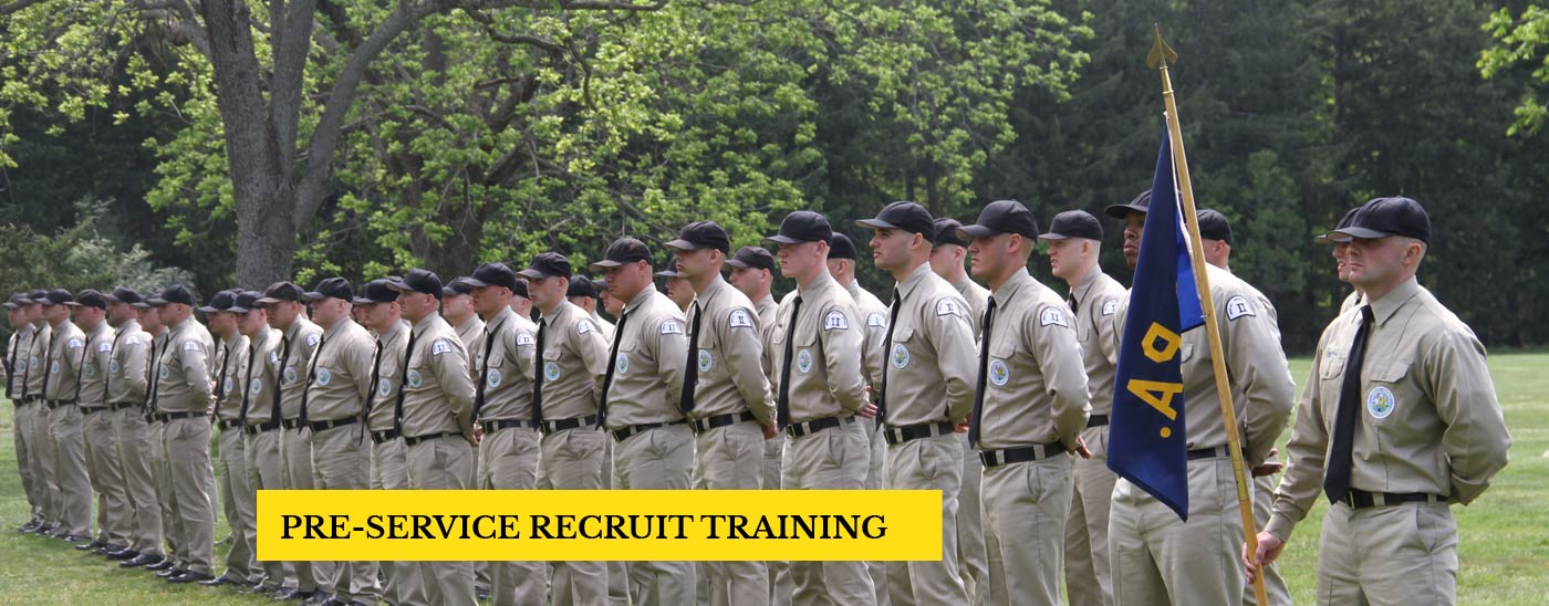 Pre Service Recruit Training